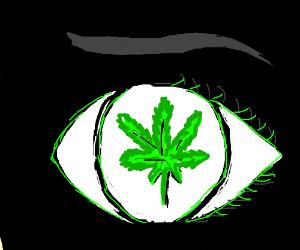 Seeing weed
