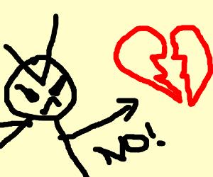 Anti-love bunker
