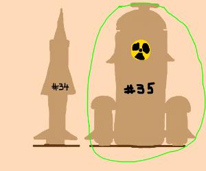 Rocket no. 35