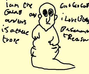 The glubglogabgalaB