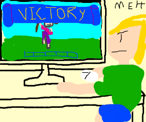 No One Cares About Fortnite Nobody Cares About Your Fortnite Wins Drawception
