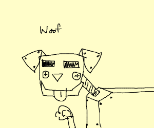 Robot Doggo