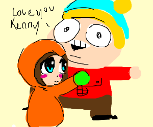Kenny x Cartman (why does this exist)