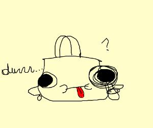 The Dumb Bag Detective