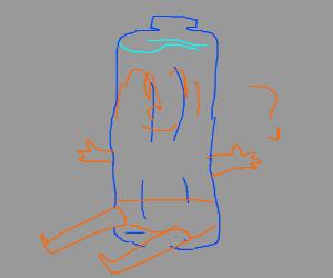 sexy water bottle?