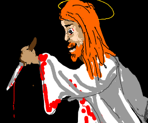 Crazy Killer Ginger Jesus