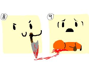 Panel 8 killed Kenny
