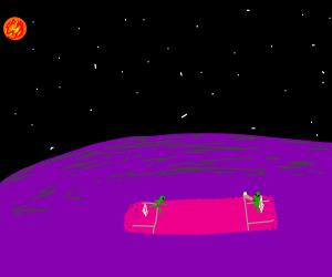 Alien Cricket