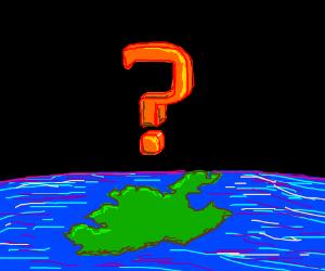 the island or ireland