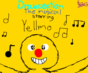 Drawception: the Musical starring Yellmo