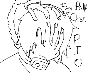 Fav. Character BNHA (Pio)