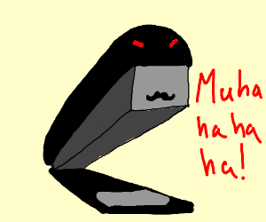 Evil Stapler