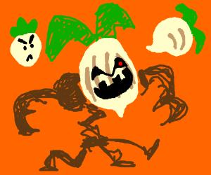 evil turnips