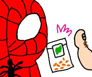 spiderman tic tac toe