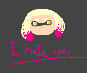 Thicc Pearl from Splatoon hates you