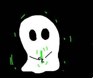 Nuclear ghost