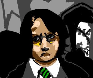 Snape being a depressed kid (?)