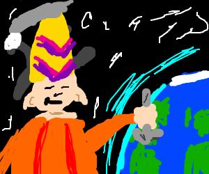 Clown Eats the Earth