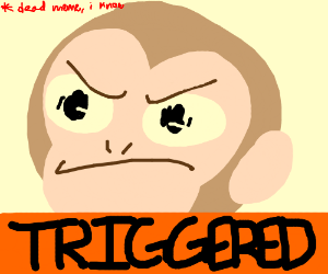 A Triggered Monkey