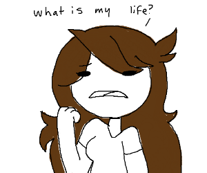 Jadien Animations having an existential crisis