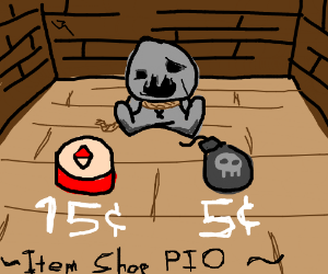 Item Shop Pio