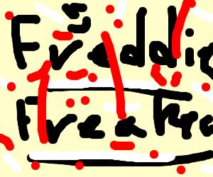 Freddie Freaker (Look It Up)