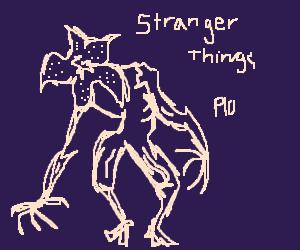 Stranger things pio