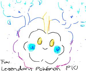 favourite legendary pokemon pio