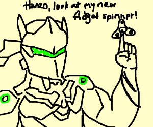 fidget spinner ninja