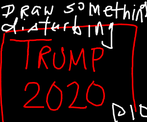 Draw something deeply disturbing (SFW)