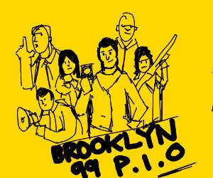 Brooklyn 99, P.I.O!
