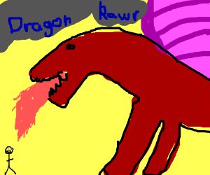 Dragon: Rawr
