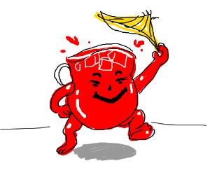 amorphous Chinese Kool-Aid Man