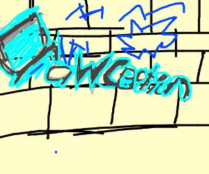 Drawception graffiti