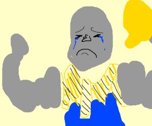 Sad Thanos