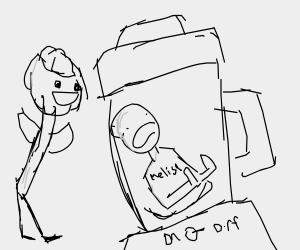 Rose Puts Melisa In A Blender
