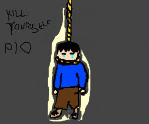 Kill yourself PIO