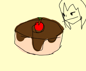 IS THE CAKE A LIE OR NOT?! glados lennyface