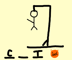 Hangman!! (do not draw sayori!)