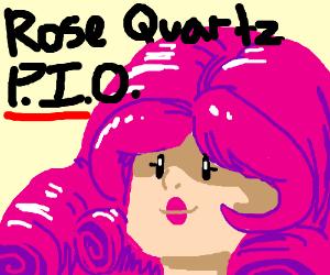 Rose Quartz PIO