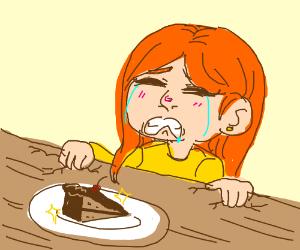 Girl wants Cake