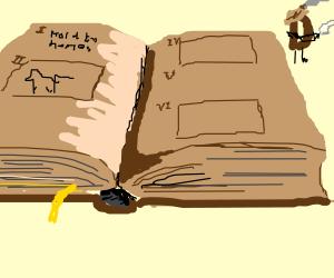 DC Medieval Book