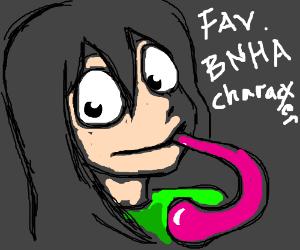 Favorite BNHA Character PIO (Shoto/Momo)