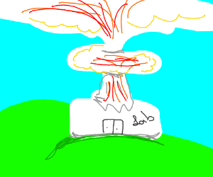 explosion in lab