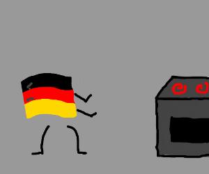 Germany thinks baking is boring
