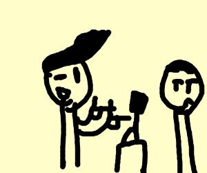 Big Mcthankies from mcspankies - Drawception