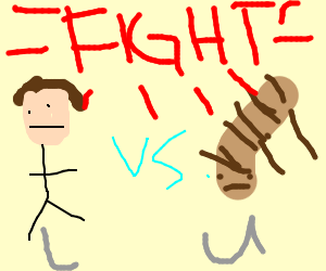 Leafyishere vs Uragaan - Drawception