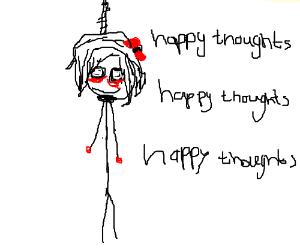 happy thoughts happy thoughts happy thoughts