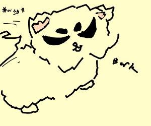 fluffer doggo