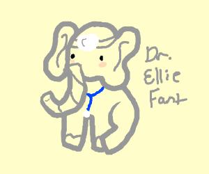 Dr. Ellie Fant (Elephant)